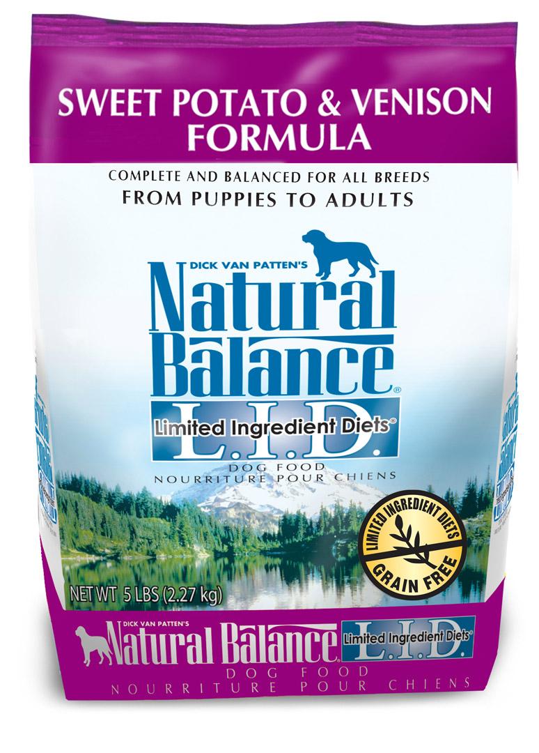 Natural Balance Dry Cat Food Venison