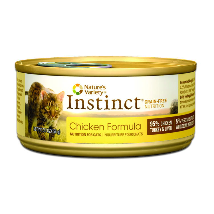 Grain Free Canned Dog Food With Chicken