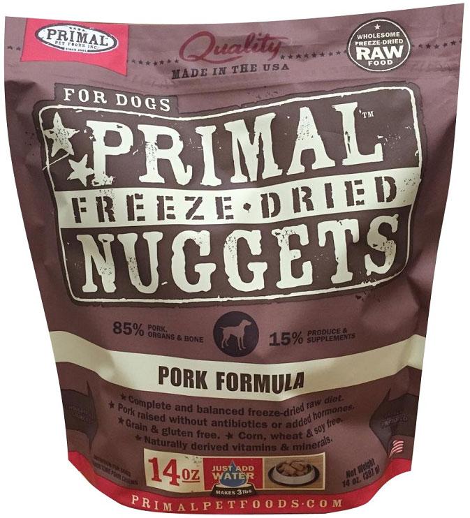 Primal Freeze Dry Dog Food