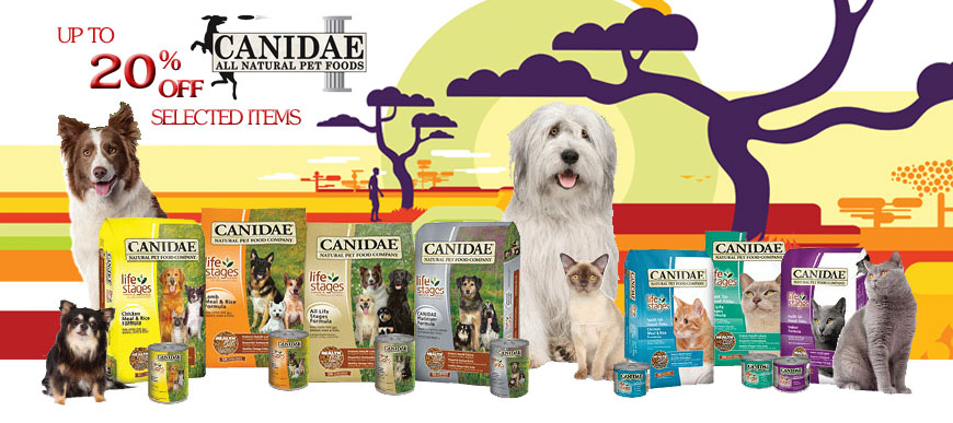 Canidae Discount Offer at ePet.hk