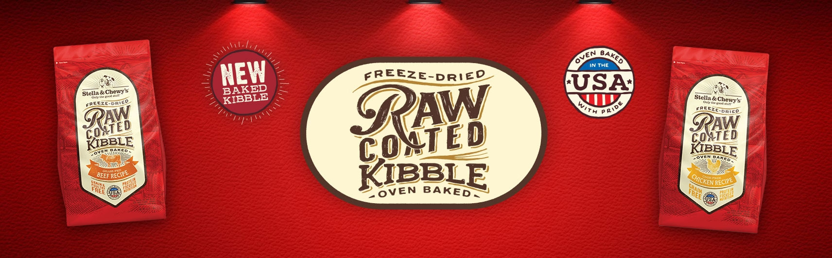 Dog Raw Coated Kibble