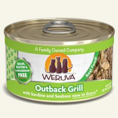 weruva cat canned food outback grill