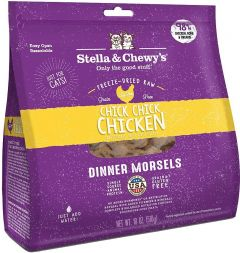Stella & Chewy's Chick Chick Chicken Dinners Freeze-Dried Cat Food (9oz)