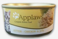 Applaws Canned Food For Kitten - Chicken in Jelly 70g