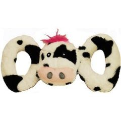 Jolly Pets - Tug-A-Mal - Cow (Large)