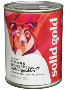 Solid Gold Dog Canned Food - Star Chaser With Chicken 13.2oz