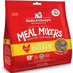 Stella & Chewy's Chicken Meal Mixers Freeze-Dried Dog Food (9oz)