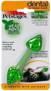 Petstages Cat Toy - Fresh Breath Mint Stick (4 inch)
