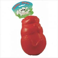 """Jolly Pets - Jolly Critters - Red (4.5"""")"""