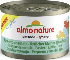 Almo Nature Classic Light Cat Canned Food - Eastern Little Tuna (50g x 3)