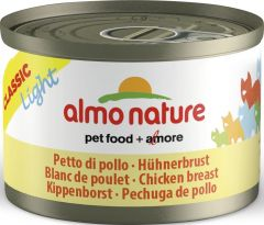 Almo Nature Classic Light Cat Canned Food - Chicken Breast (50g x 3)