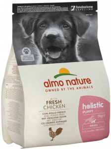 Almo Nature Holistic Small Puppy Food - Chicken & Rice 2kg