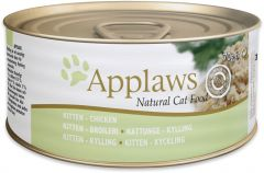 applaws canned food for kitten chicken breast