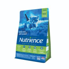 Nutrience Original Kitten Dry Food - Chicken Meal With Brown Rice 5.5lb