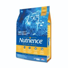 Nutrience Original Cat Dry Food - Chicken Meal With Brown Rice 5.5lb