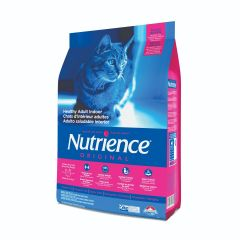Nutrience Original Cat Dry Food - Indoor - Chicken Meal With Brown Rice 5.5lb