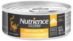 Nutrience - SUBZERO cat wet food - Fraser Valley Pate 5.5oz