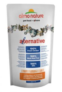 Almo Nature Alternative Cat Food - Chicken & Rice (750g)
