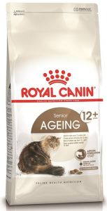Royal Canin Cat Food - Ageing 12+ 4kg