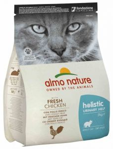 Almo Nature Urinary Help Cat Dry Food - Fresh Chicken 2kg