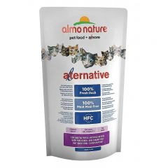 Almo Nature Alternative Cat Food - Duck & Rice (750g)