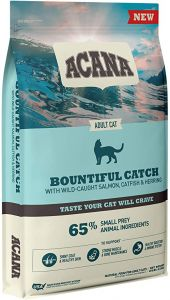 Acana Cat Food - Bountiful Catch 4.5kg