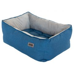 ROGZ Cosmo Podz Pet Bed - Medium - Blue