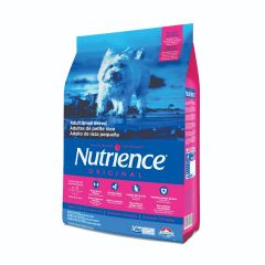 Nutrience Original Dog Dry Food - Small Breed - Chicken Meal With Brown Rice 5.5lb