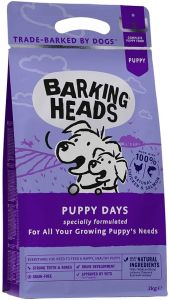 Barking Heads Grain Free Dog Food - Puppy Days 2kg