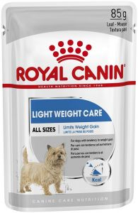 Royal Canin Dog Pouch - LIGHT WEIGHT CARE - All Sizes