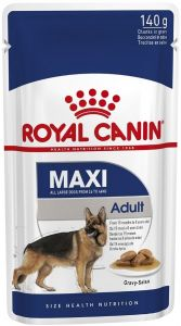 Royal Canin Dog Pouch - Maxi Adult 140g