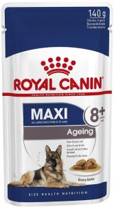 Royal Canin Dog Pouch - Maxi Ageing 8+ 140g