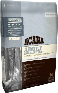 Acana Heritage Grain Free Dog Food - Small Breed Adult 2kg