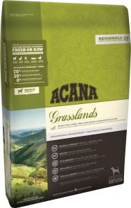 Acana Regionals Grain Free Dog Food - Grasslands 2kg