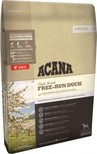 Acana Singles Grain Free Dog Food - Free Run Duck 11.4kg