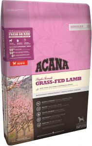 Acana Singles Grain Free Dog Food - Grass-Fed Lamb 2kg