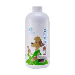 ODOUT Odour and Stain Remover Anti-Bacterial Spray Refill for Dogs 1L