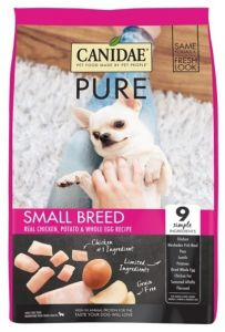 Canidae Dog Food - PURE - Small Breed 4lb - EXP 04/02/2021