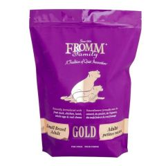 Fromm Gold Dog Food - Small Breed Adult 5lb