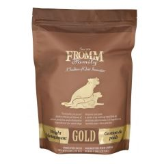 Fromm Gold Dog Food - Weight Management 5lb