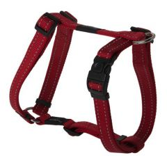 ROGZ Classic Dog Harness - Red