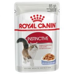 Royal Canin Instinctive in Jelly Cat Pouch (85g)