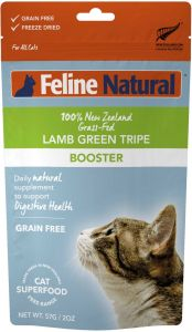 K9 Natural Freeze Dried Dog Topper - Lamb Green Tripe 75g