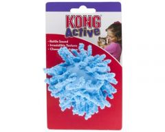 KONG Active Cat Toy - Moppy Ball (Blue)