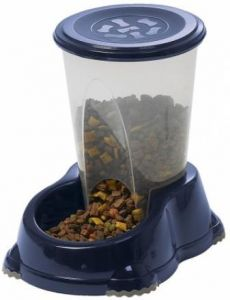 Moderna Smart Snacker Food Dispenser Royal Blue