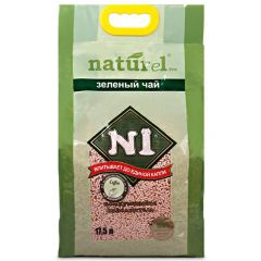 N1 Natural Soybean Clumping Cat Litter - Coffee