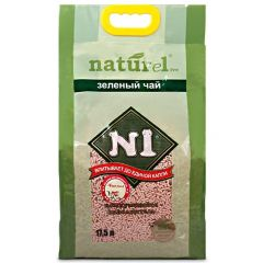 N1 Natural Soybean Clumping Cat Litter - Peach