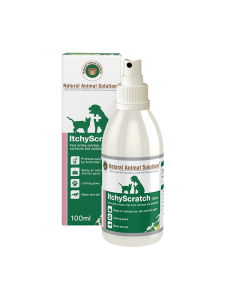 Natural Animal Solutions (NAS) ItchyScratch 100ml