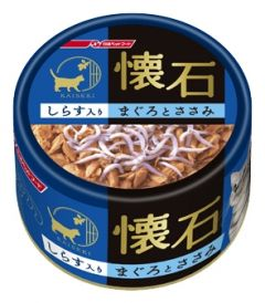 NISSHIN Cat Canned Food - Kaiseki - Tuna with Chicken and Whitebait 80g