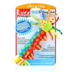 petstages dog toy cool teething stick